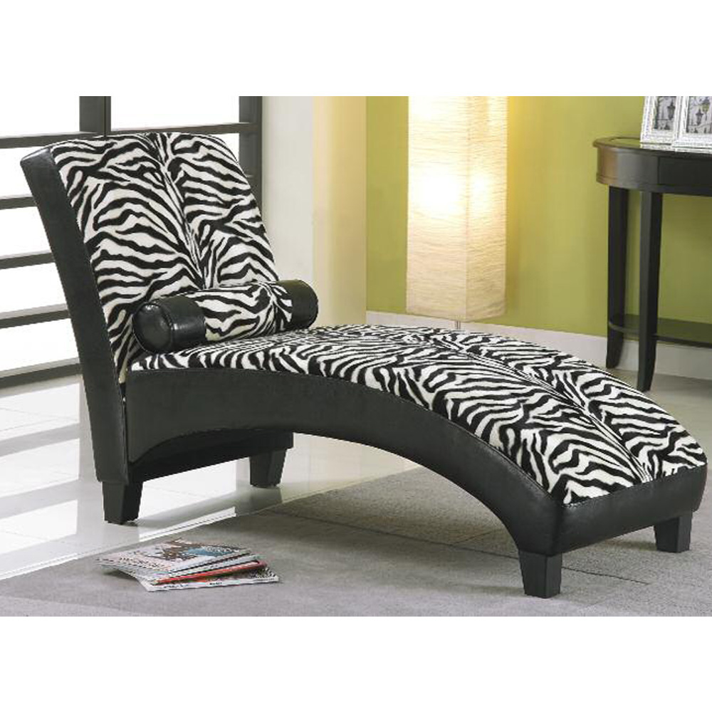 enchanting casual living room chairs | Casual Living Room Comfortable Chaise Lounge Chair Leather ...
