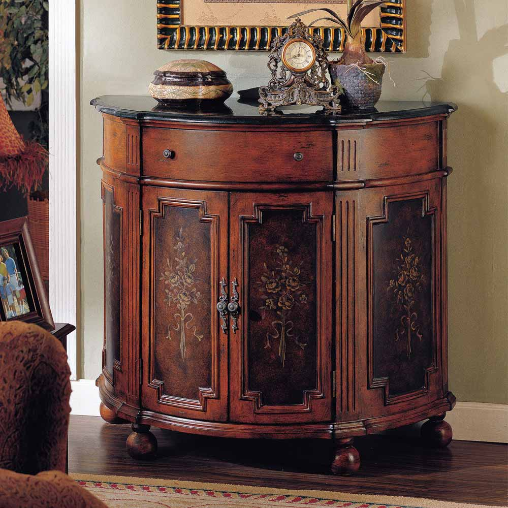 Vintage Foyer Furniture : Vintage entryway furniture