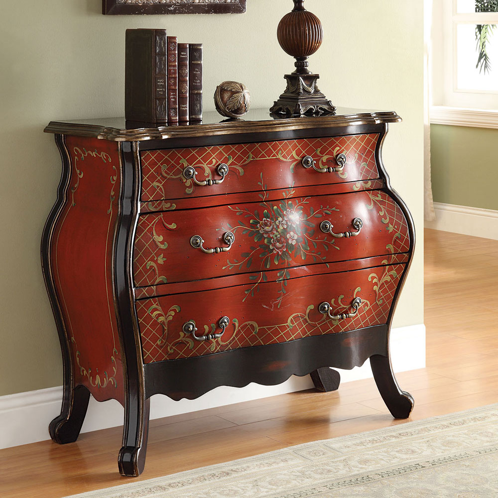 Iden Hallway Console Sofa Table Bombay Chest Cabinet