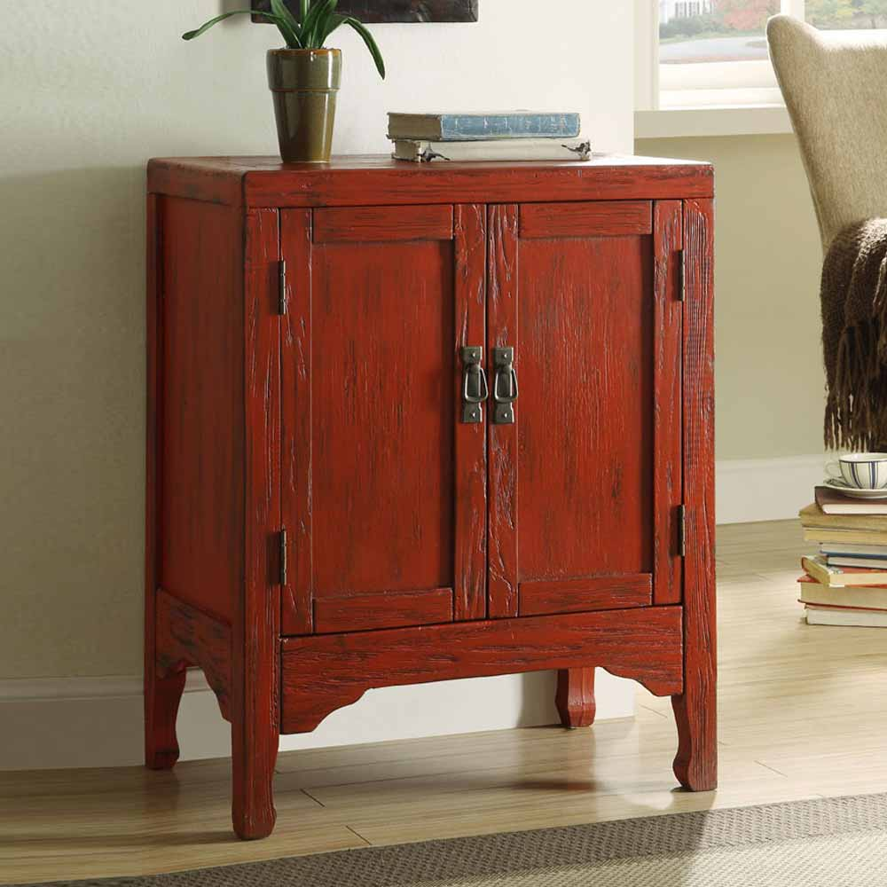 Caine Console Sofa Hallway Entryway Table Storage Cabinet in
