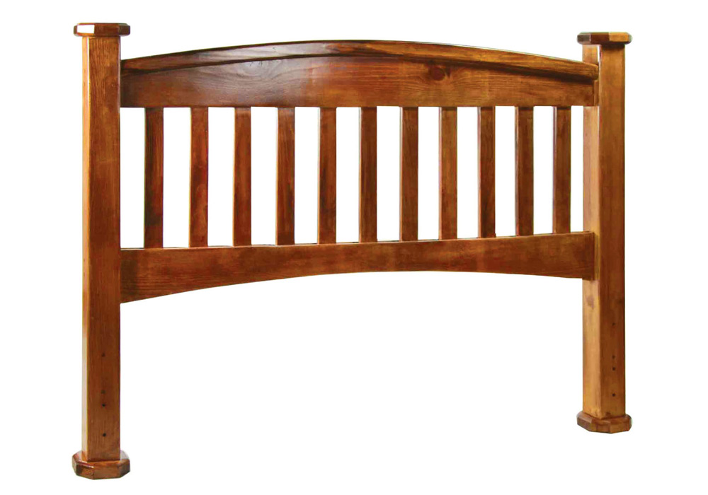 Buffalo Mission Solid Wood Headboard Only Twin or Full ...