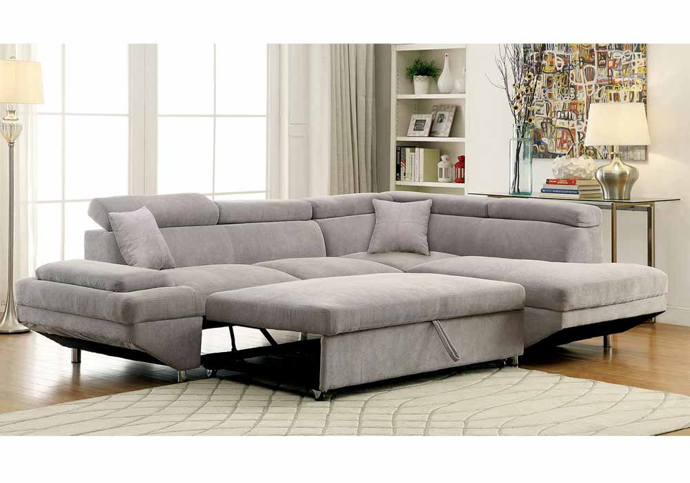 Foreman Sectional Sofa Pull Out Sofa Bed Sleeper