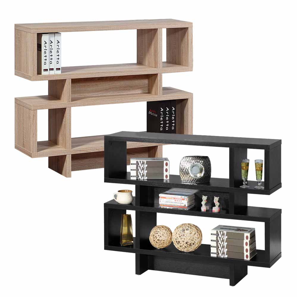 Foyer Console Cabinet : Clean lines display sofa console hallway entryway cabinet