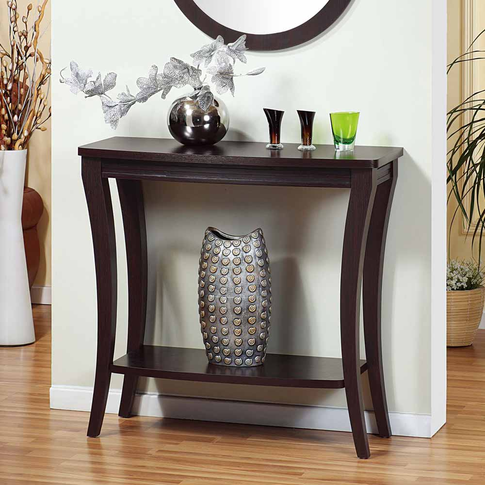 Modern Accent Foyer Entryway Console Sofa Side Table