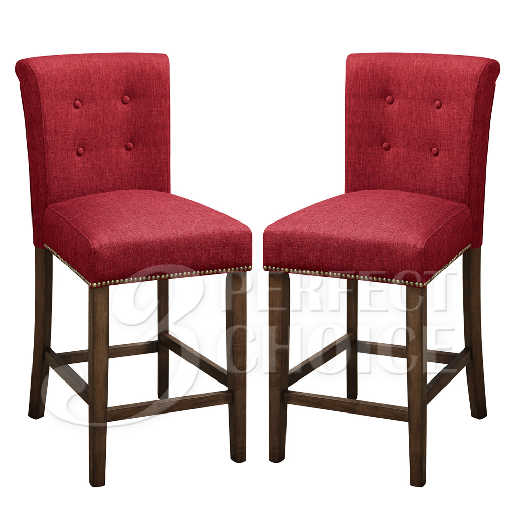 Red Bar Height Chairs Home Decor Takcop Com