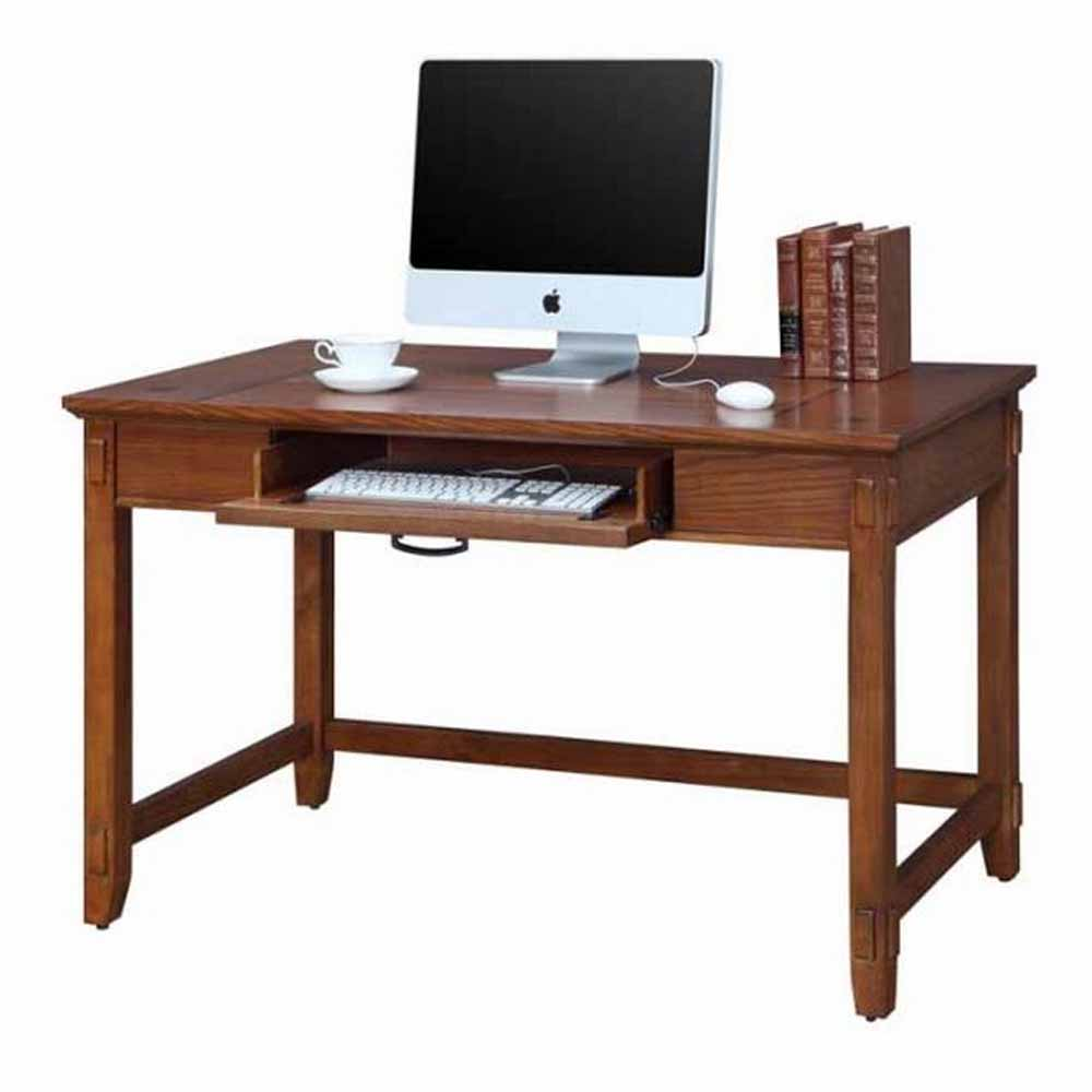 Maclay Home Office Writing Computer Desk Pull Out Keyboard