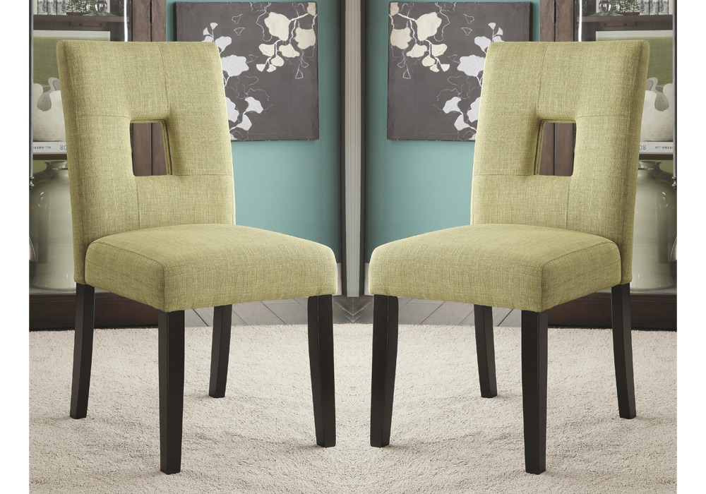 Andenne Set Of 2 Dining Side Chair Comfort Upholstered