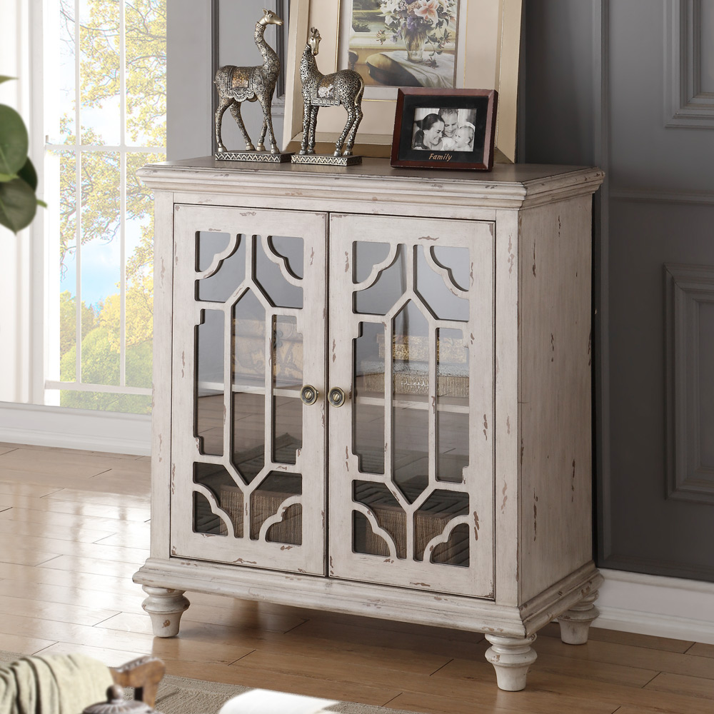 Foyer Console Cabinet : Enzo hallway living room console sofa table stand cabinet