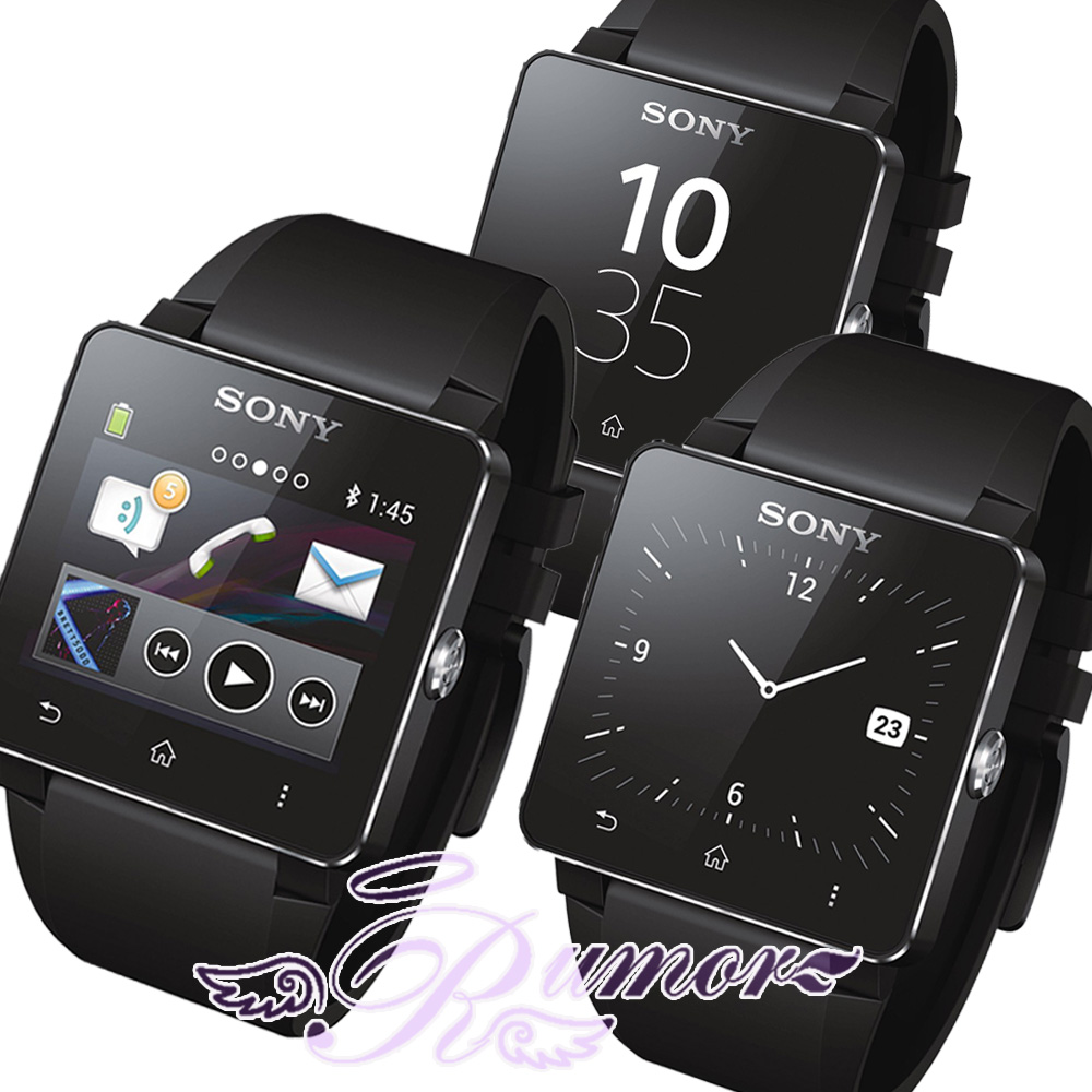 sony smartwatch 2 bluetooth android watch Granted Priority